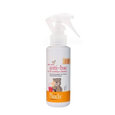 Buds Anti-bac Toy and Surface Spray