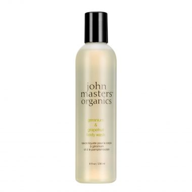 John Masters Organics Geranium and Grapefruit Body Wash