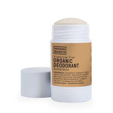Noosa Basics Deodorant Stick Sandalwood