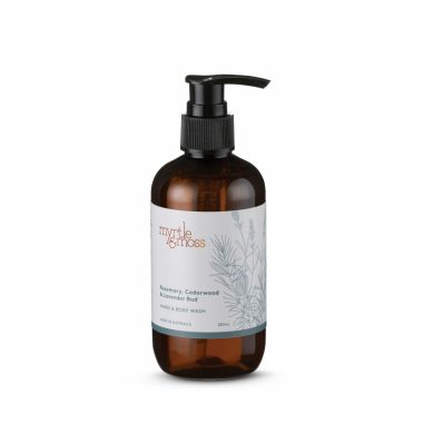 Myrtle & Moss Hand & Body wash: Lavender Rosemary