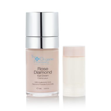 The Organic Pharmacy Rose Diamond Eye Cream