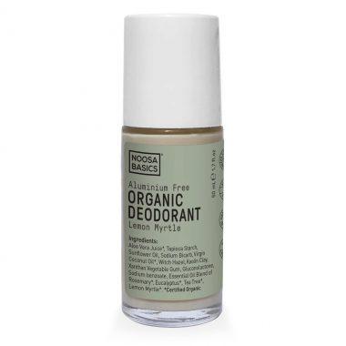 Noosa Basics Organic Deodorant Lemon Myrtle