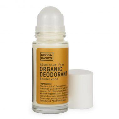 Noosa Basics Roll on Deodorant Sandalwood