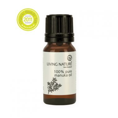 Living Nature Manuka Oil