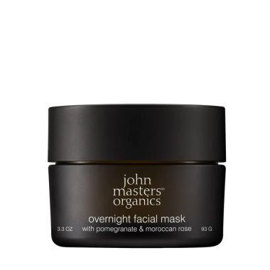 John Masters Organics Overnight Facial Mask with Pomegranate and Moroccan Rose