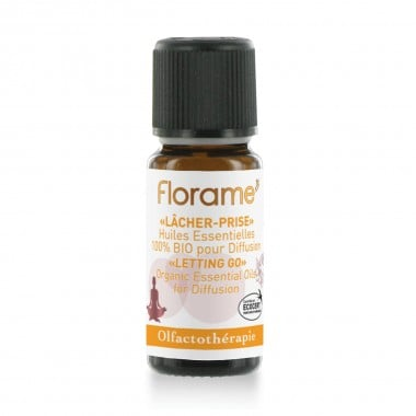 Florame Letting Go 100% Organic Essential Oil Blend