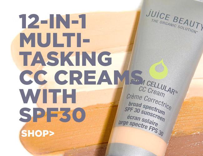 Juice Beauty Stem Cellular CC Cream WITH SPF30