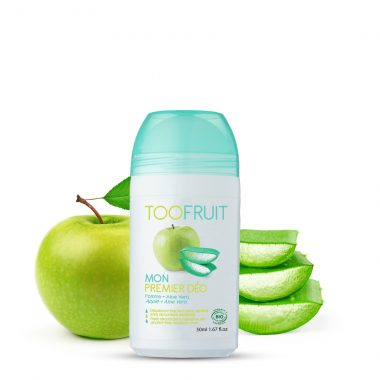 Toofruit MY FIRST DEODORANT APPLE-ALOE VERA